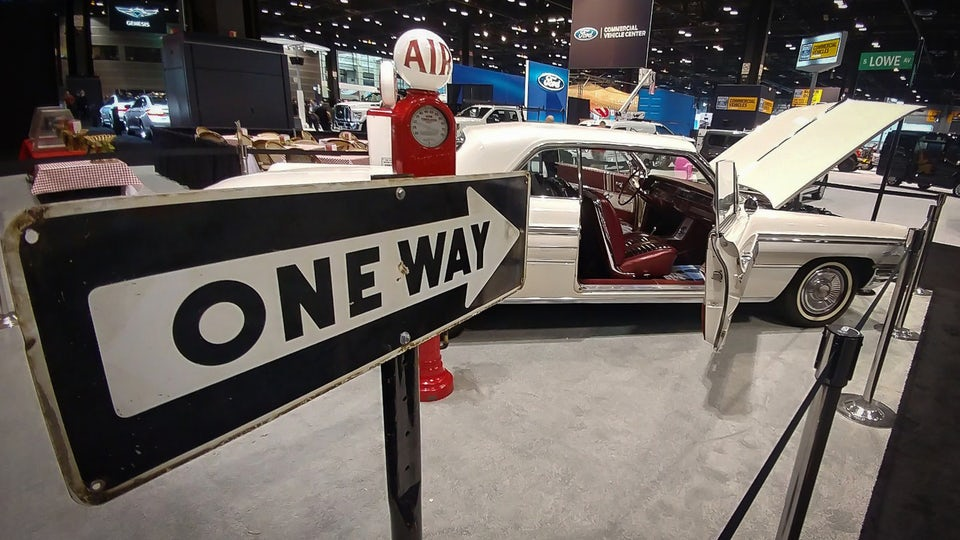 Highlights from the floor of the 2019 Chicago Auto Show