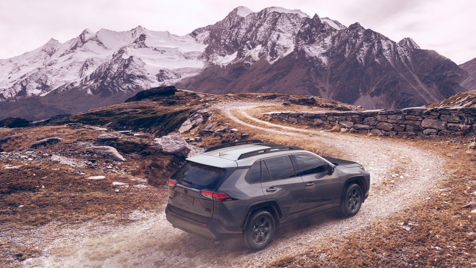 Toyota heads for the hills with RAV4 TRD Off-Road