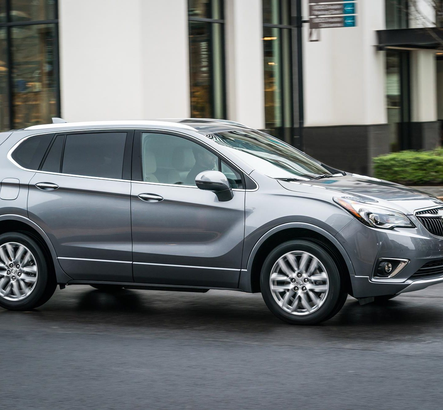 2019 Buick Envision is Right-Sized Premium