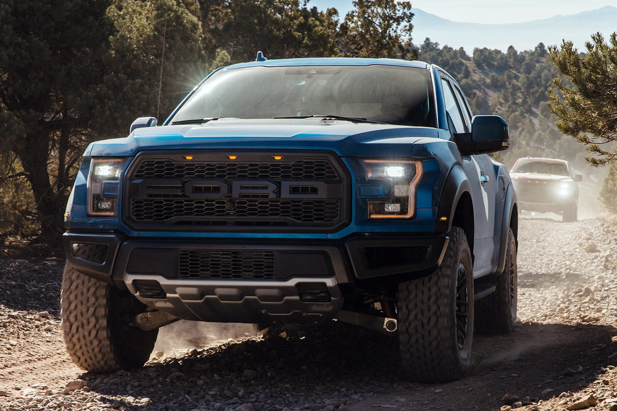 Raising Hell And Kicking Up Rocks In The 2019 Ford Raptor