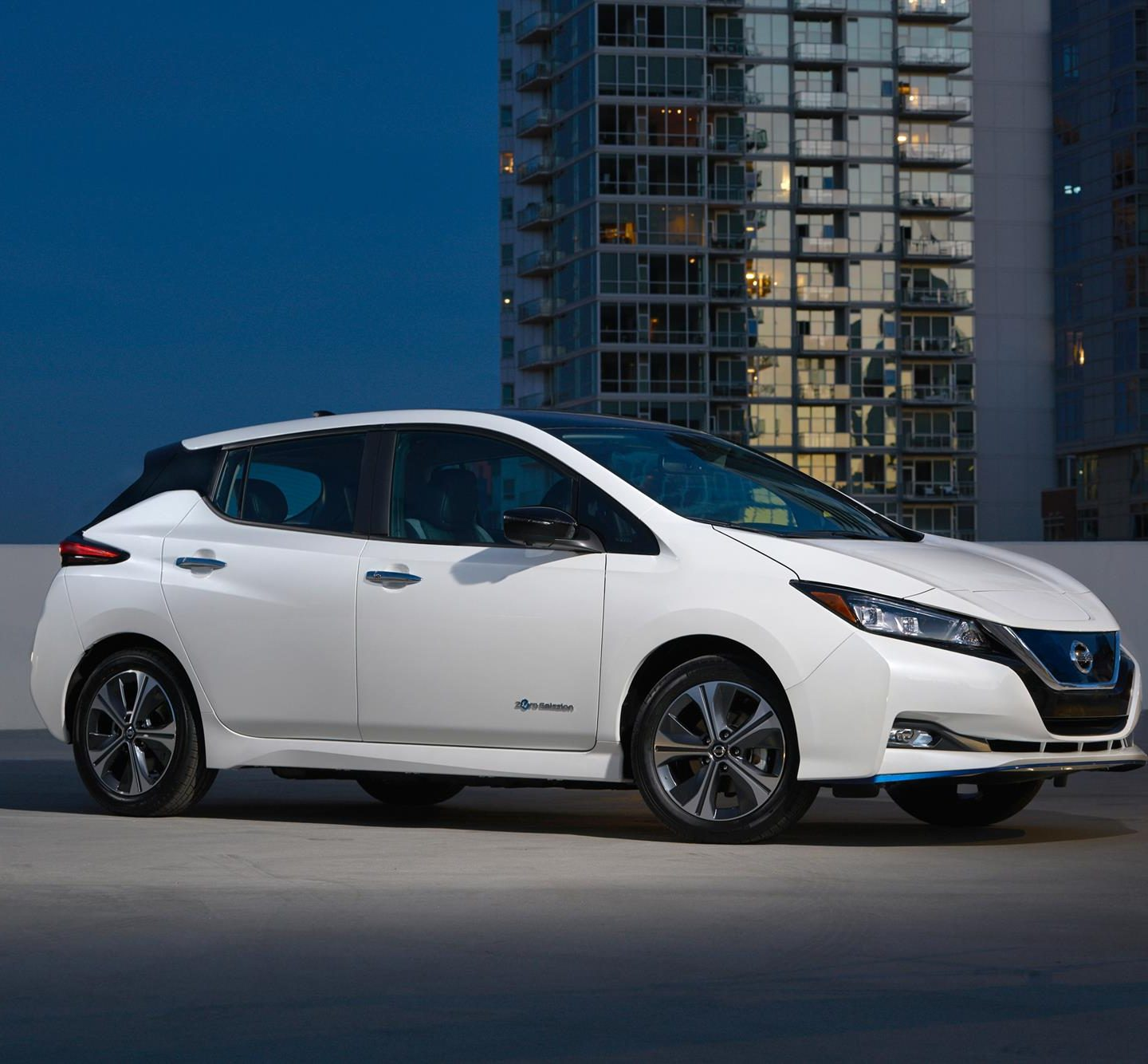Does the Nissan Leaf Compare at All to Any of the Tesla Vehicles?