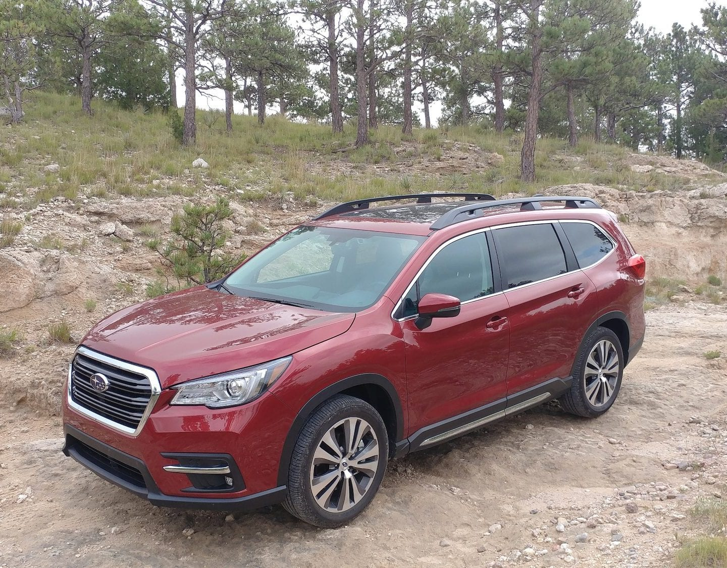 2019 Subaru Ascent Is a Well-Done Subaru Take On a Family Three-Row Ride