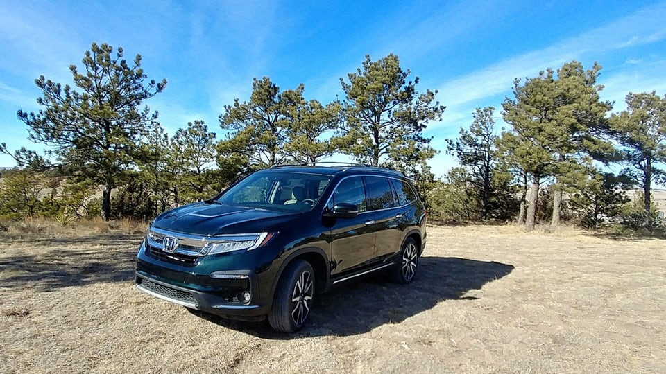 Review: 2019 Honda Pilot gets a new attitude, added tech, improved shifts