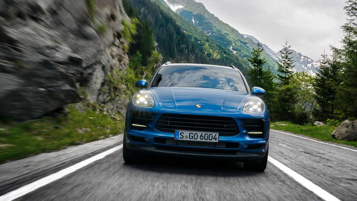 The Next-Generation Porsche Macan Will Be Fully Electric
