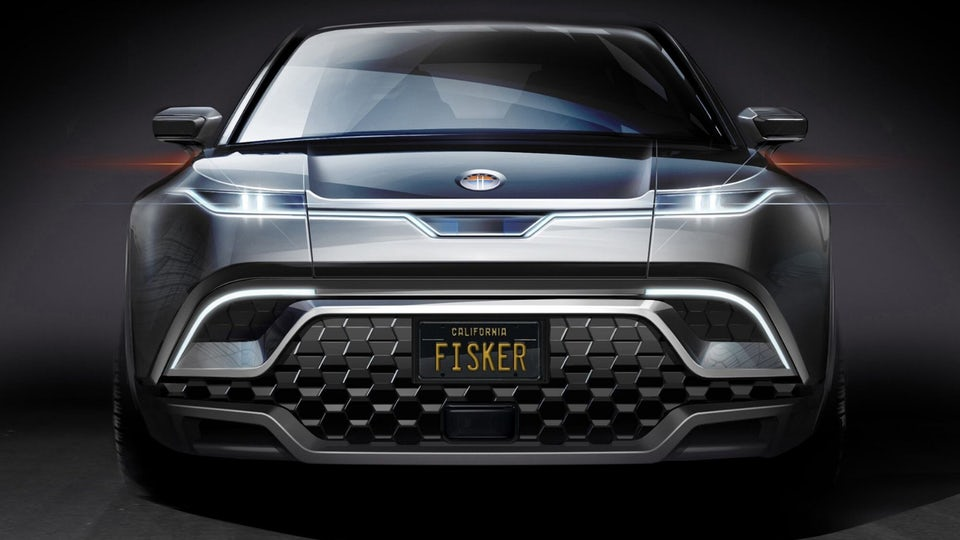 Fisker announces $40,000 luxury electric SUV