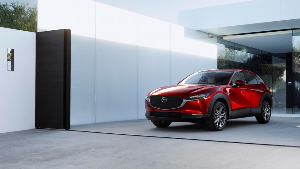 Mazda unveils CX-30 compact crossover