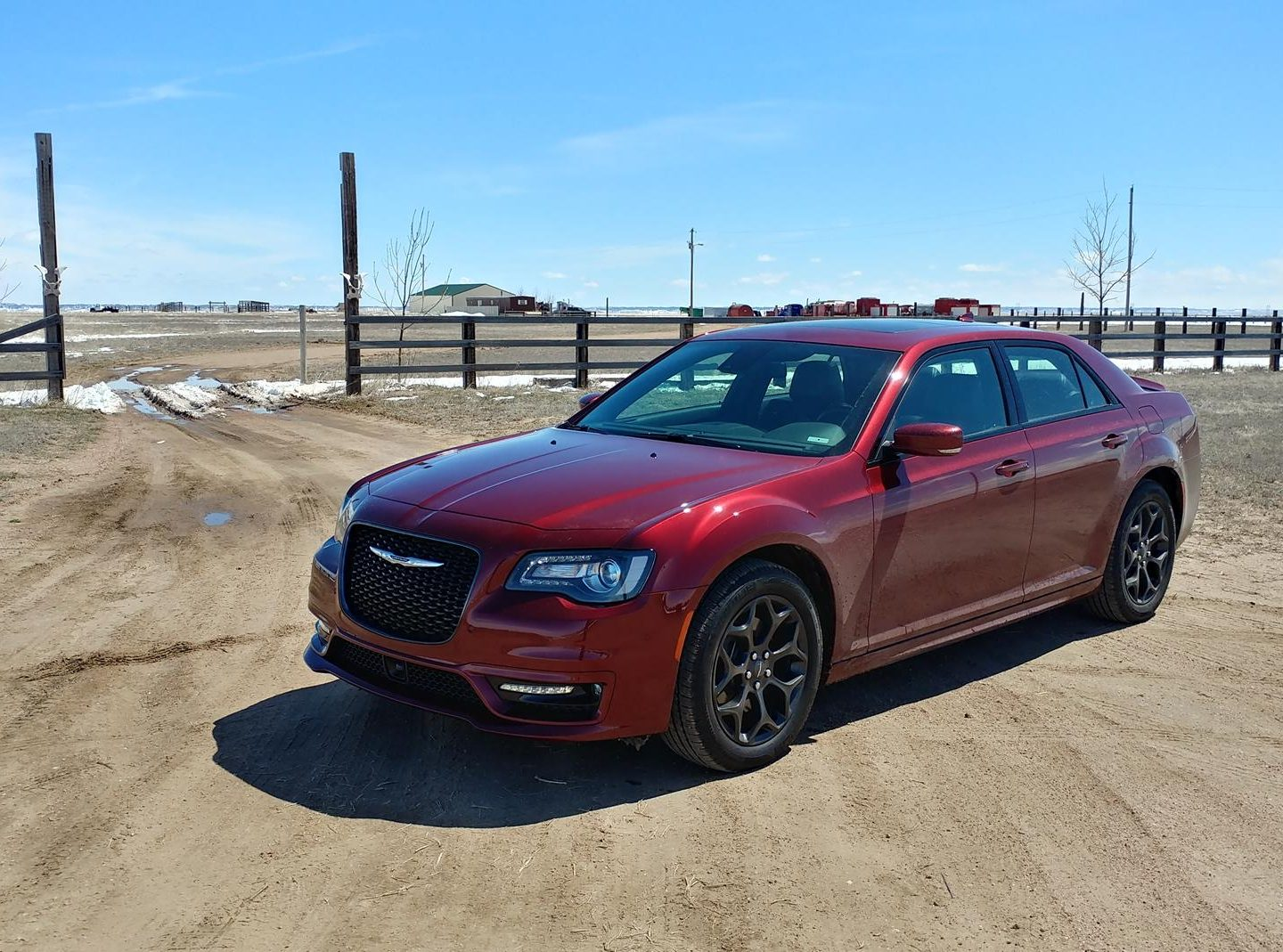 2019 Chrysler 300S Quick Review
