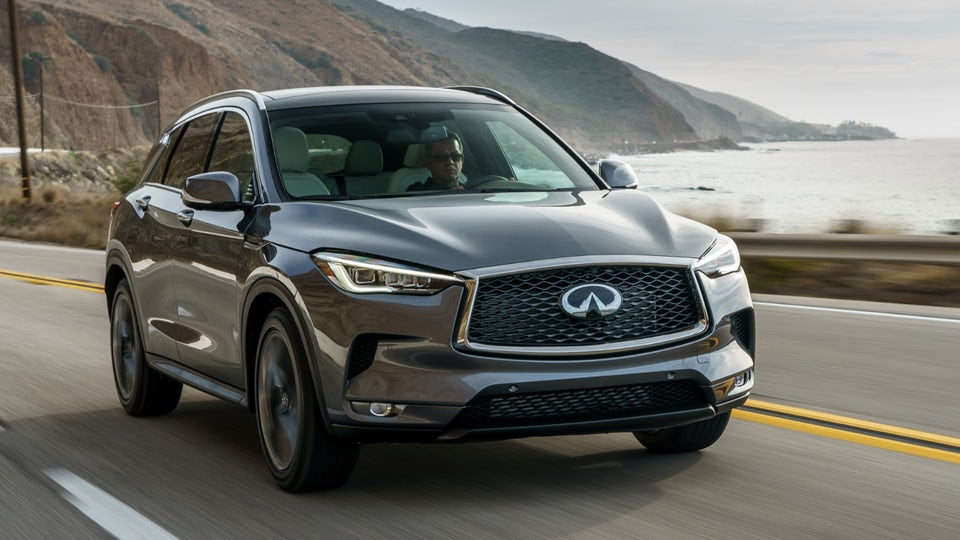 Review: Infiniti gets functional with the 2019 QX50