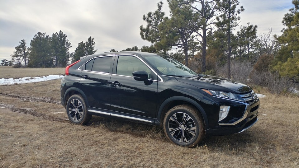 Review: 2019 Mitsubishi Eclipse Cross ignores its heritage