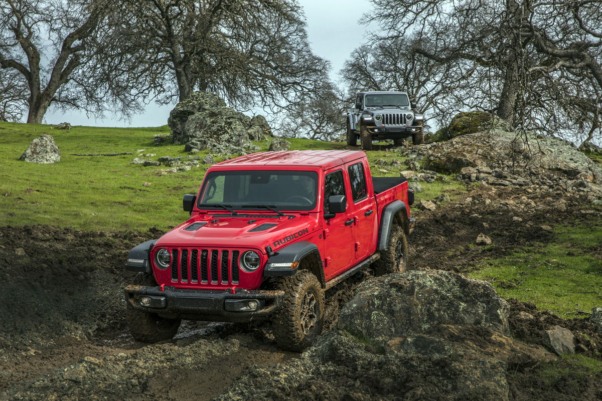 We Got Down And Dirty With The All-New 2020 Jeep Gladiator