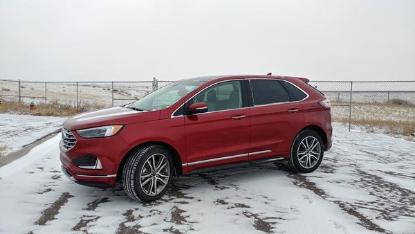 Review: 2019 Ford Edge Is Smooth and Roomy