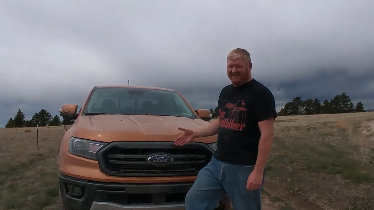 2019 Ford Ranger full review