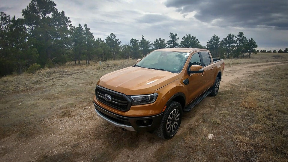 2019 Ford Ranger is right-sized and capable, but not too American