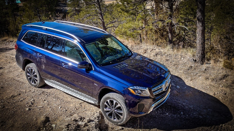 Review: 2019 Mercedes-Benz GLS brings family hauling to the luxury segment