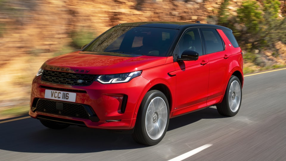 Land Rover unveils 2020 Discovery Sport with mild-hybrid powertrain option