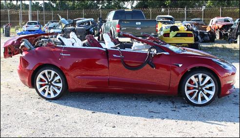 NTSB Issues Preliminary Report on Fatal Tesla Crash, Tesla Fans Cheer the Borg – CarNewsCafe
