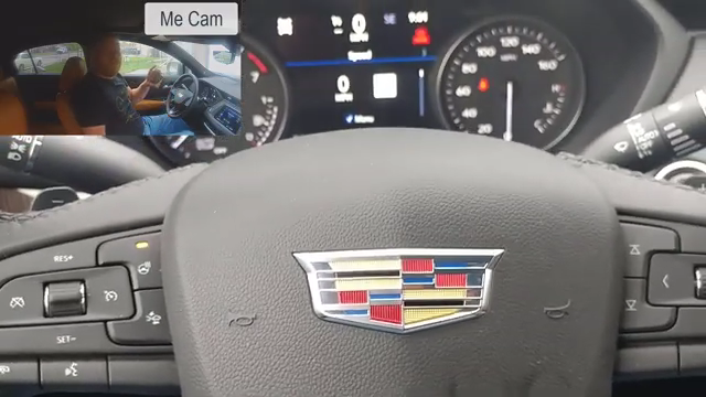 2019 Cadillac XT4 interior review