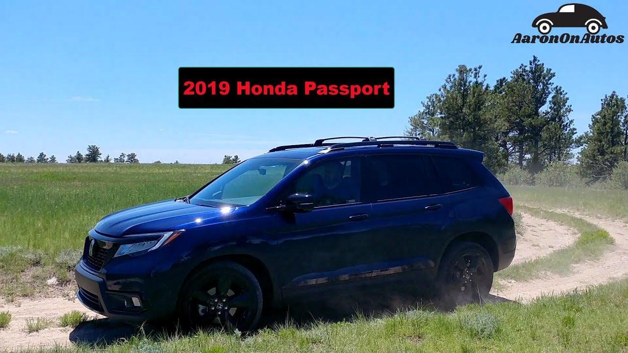 2019 Honda Passport Quick Review