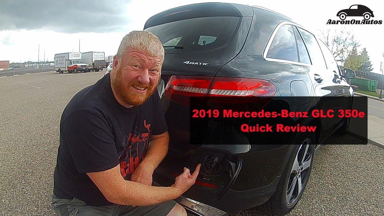 2019 Mercedes-Benz GLC 350e – Reviewing a Mercedes With a Plug