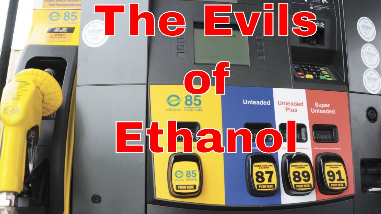 Q&A: How Does Ethanol Affect Fuel Economy