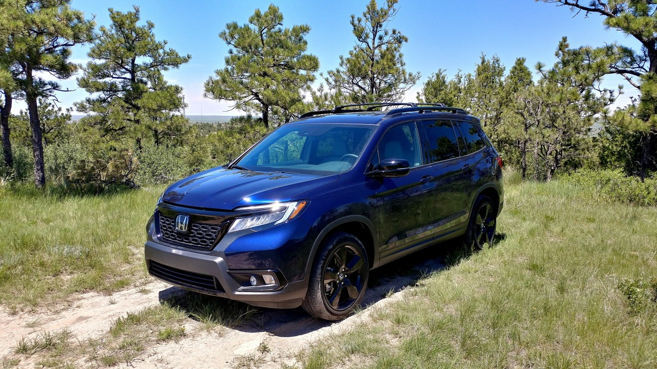 The 2019 Honda Passport Hits All the Right Parent Buttons