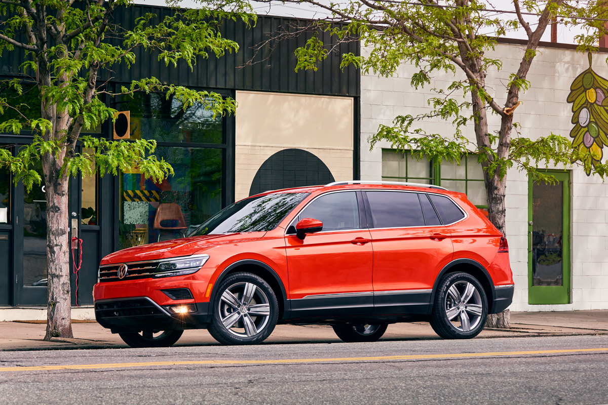 2019 Volkswagen Tiguan Is Like A Girl With A Nose Ring & A Masters Degree