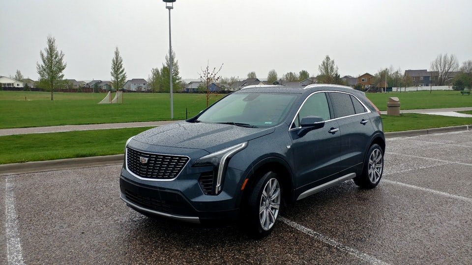 Review: 2019 Cadillac XT4 is a mixed bag of premium luxury