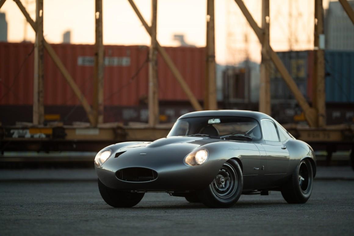 Ultra-rare Jaguar E-Type gets remade into a modern classic
