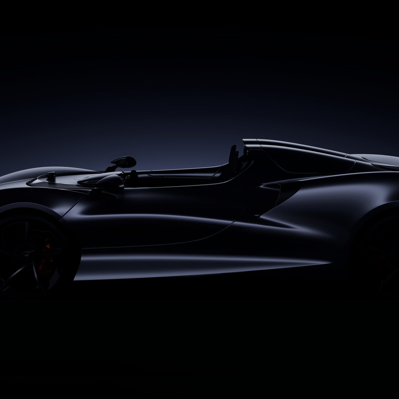 McLaren announces new Ultimate Series roadster supercar