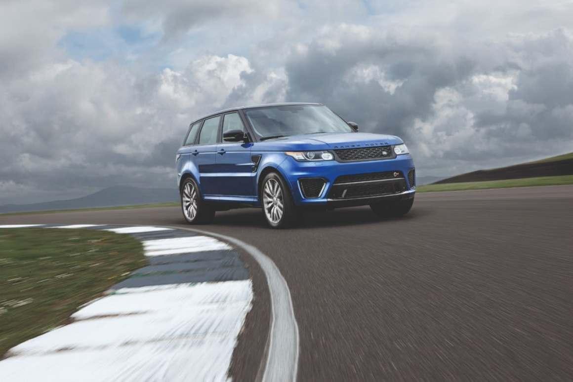 Review: 2019 Range Rover Sport SVR is 575 horsepower worth of luxury