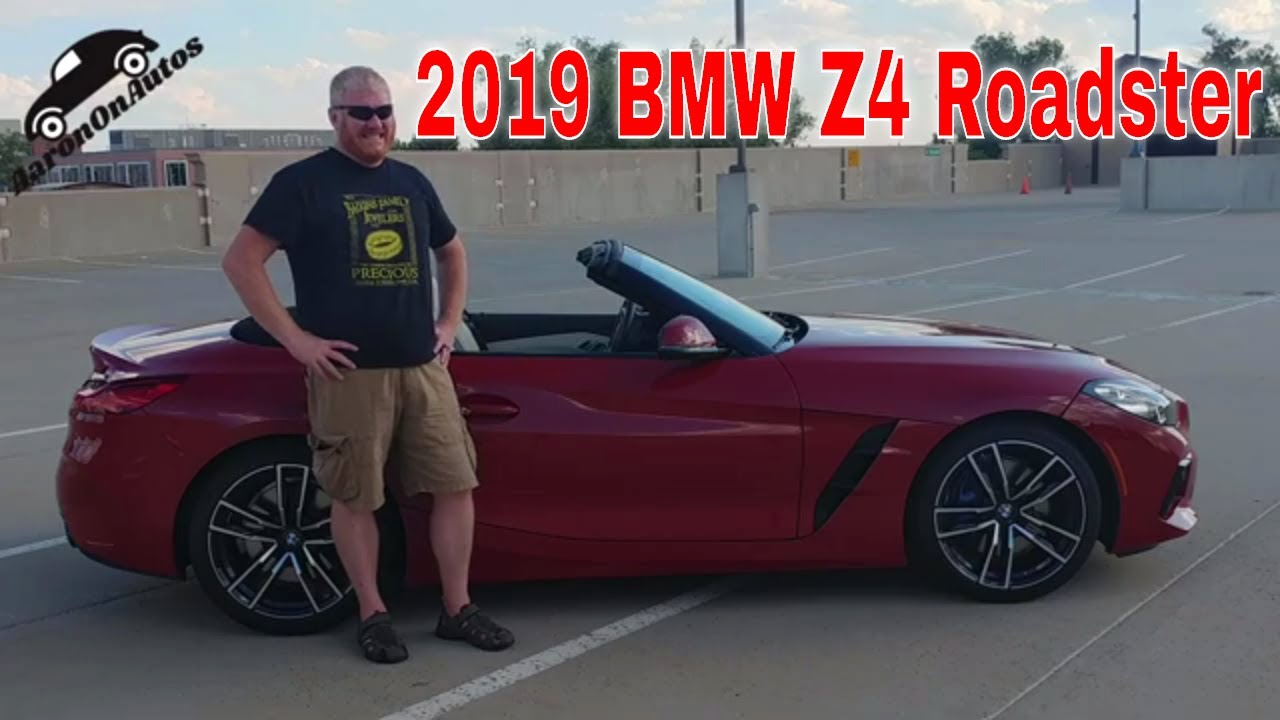 2019 BMW Z4 Roadster review