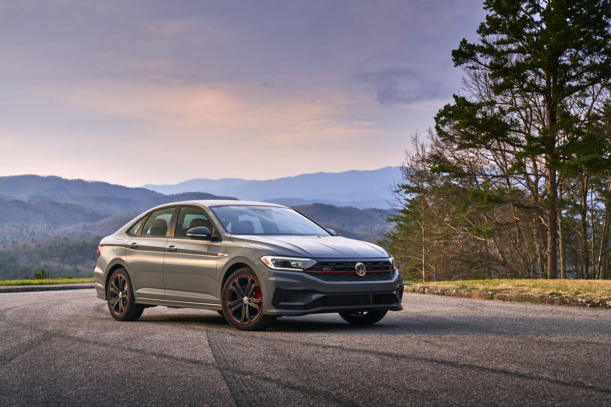 The 2019 Volkswagen Jetta GLI Delivers GTI Fun With More Usable Space