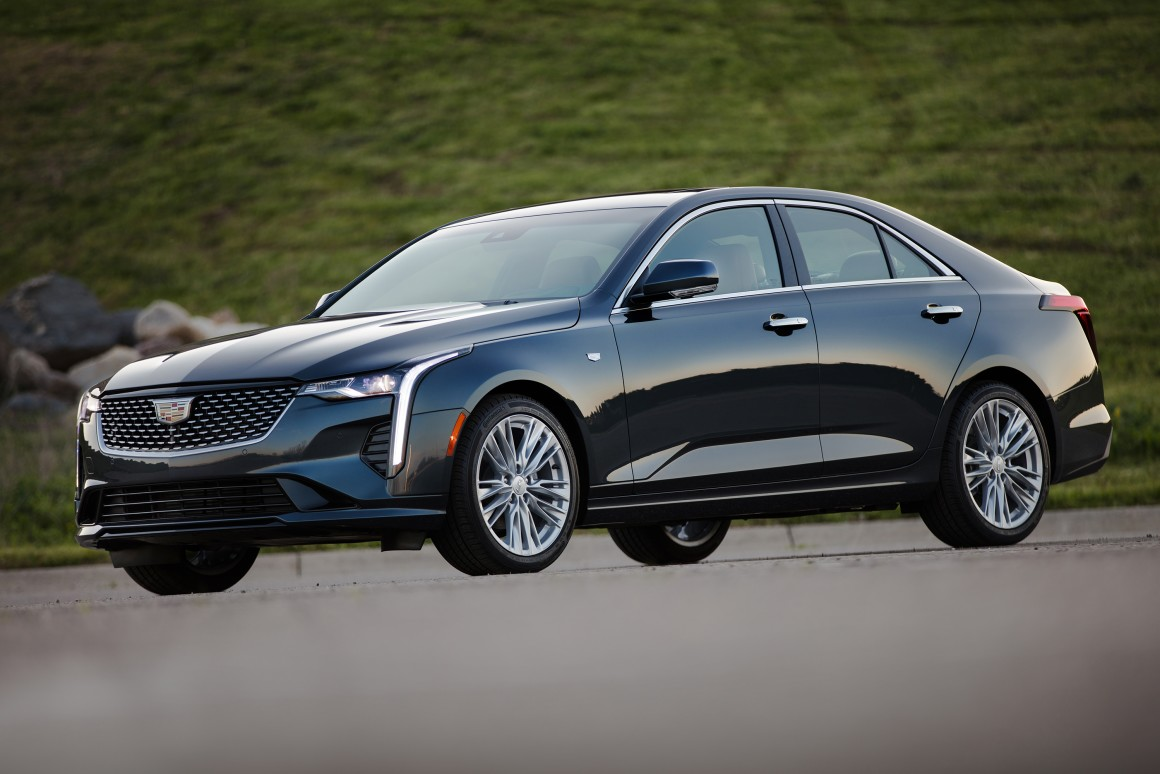 Cadillac targets younger drivers with all-new 2020 CT4 launch