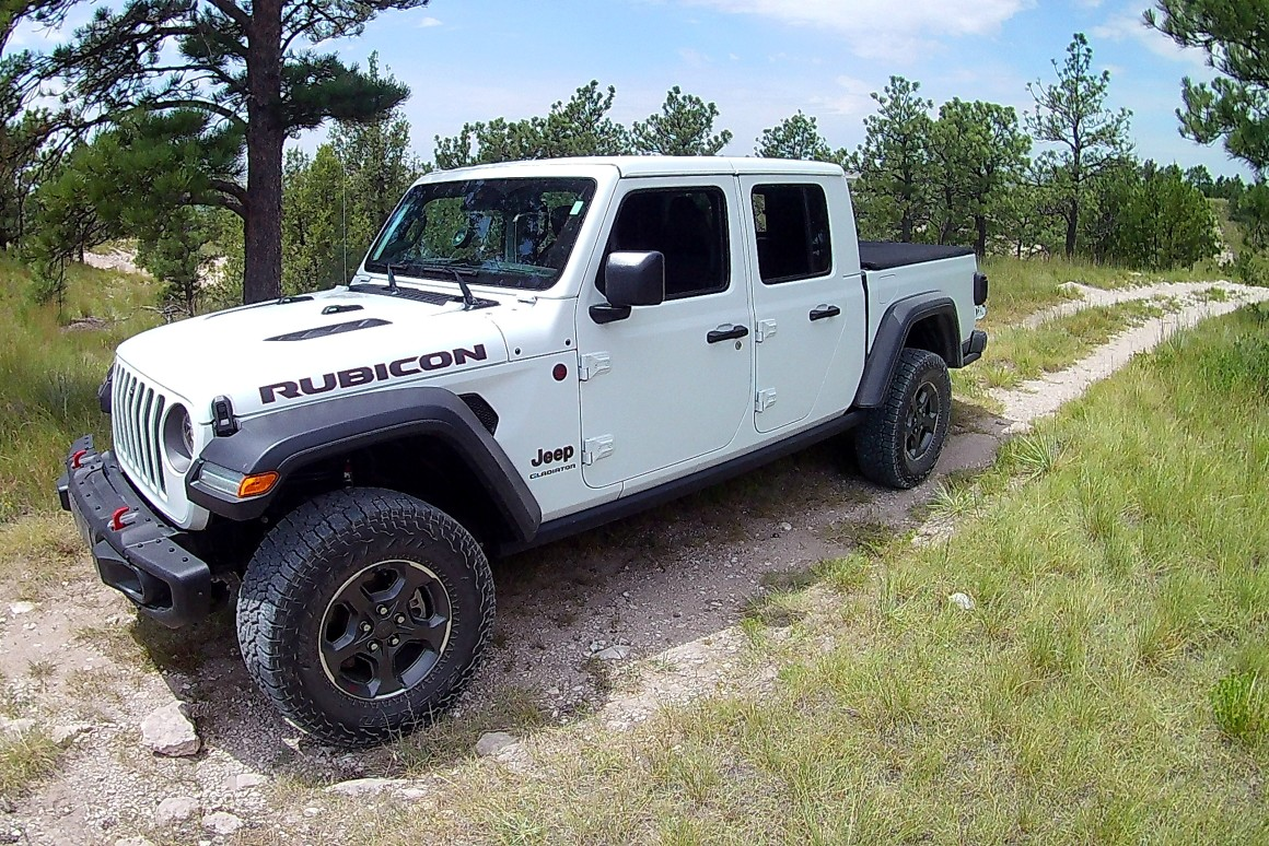 Review: 2020 Jeep Gladiator Rubicon owns the trail