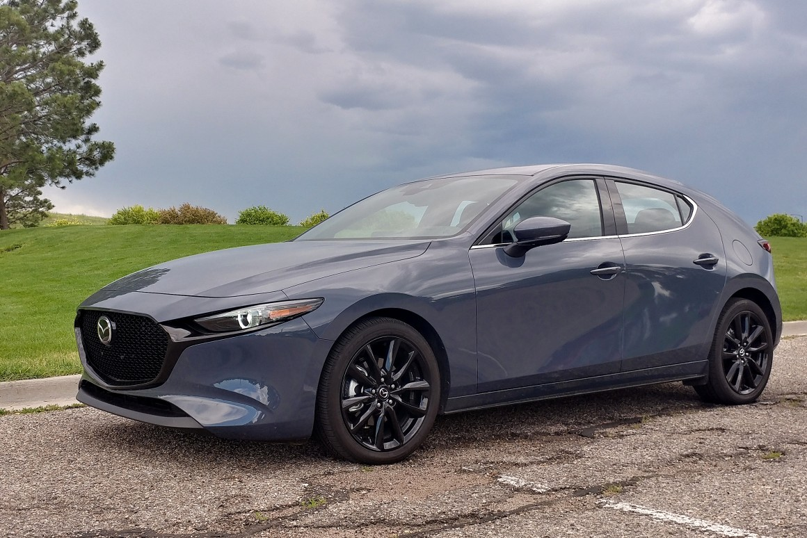 Review: Still sporty Mazda3 adds AWD goodness