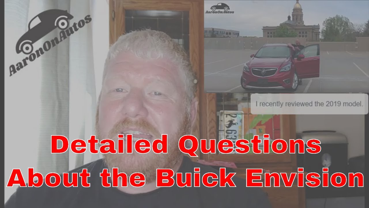 Q&A: Buick Envision BSM, LKA, and other questions
