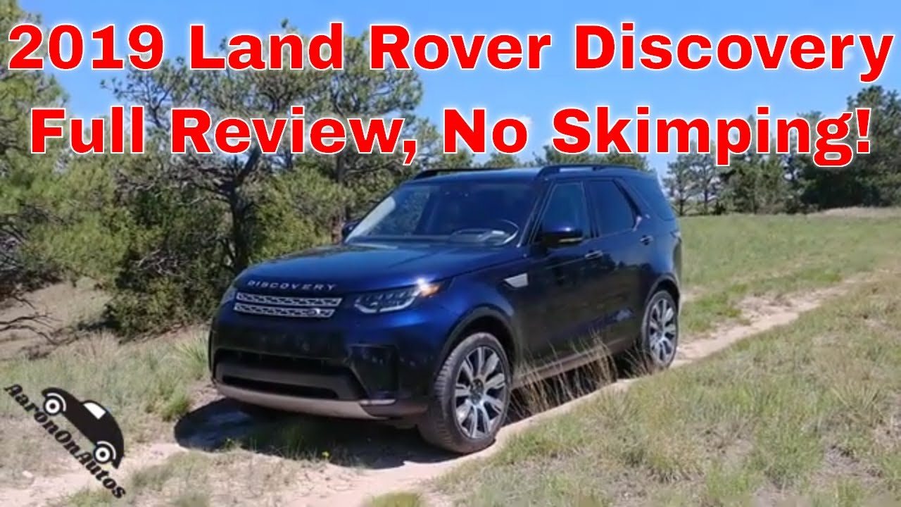 2019 Land Rover Discovery Full Review