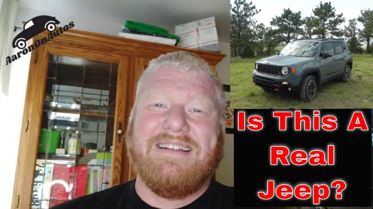 Q&A: Is the Renegade a Real Jeep?