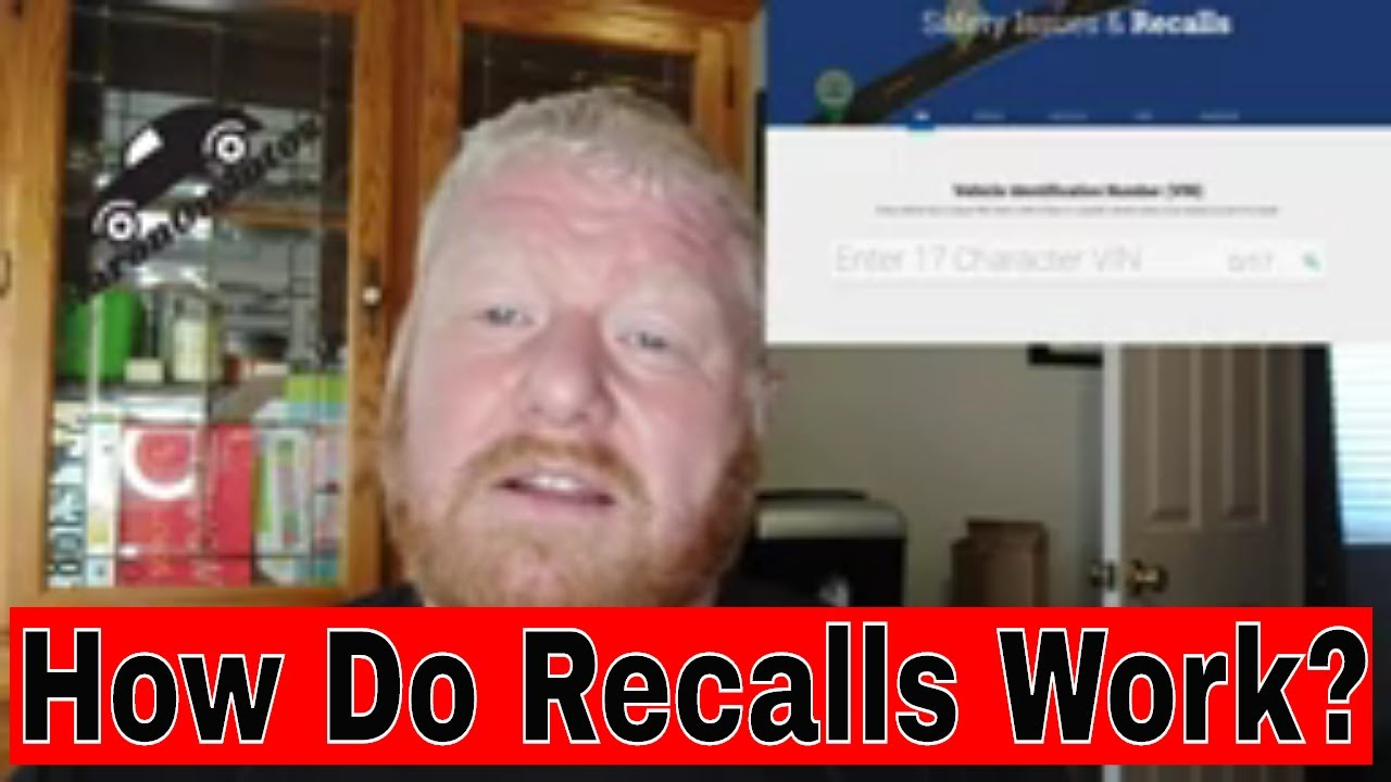 Who Issues Recalls?