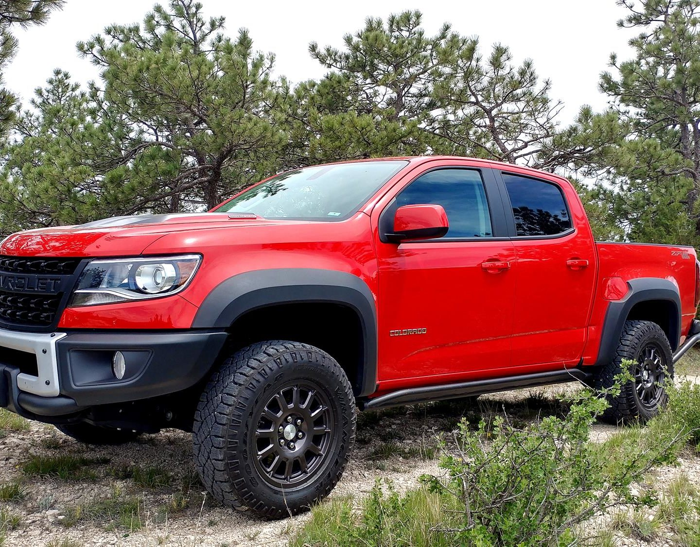 2019 Chevrolet Colorado ZR2 Bison is One Bitchin Buffalo