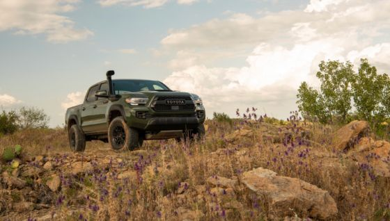 2020 Toyota TRD Pro : Off-Road in Texas