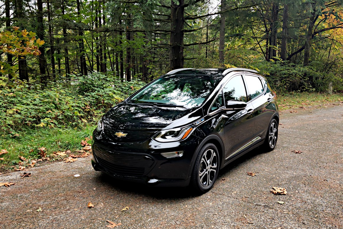 Review: Seattle to Portland in a 2020 Bolt EV