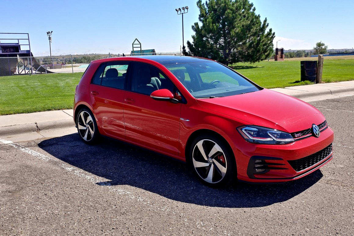 "Defining ""hot hatch"" in a 2019 Volkswagen Golf GTI"