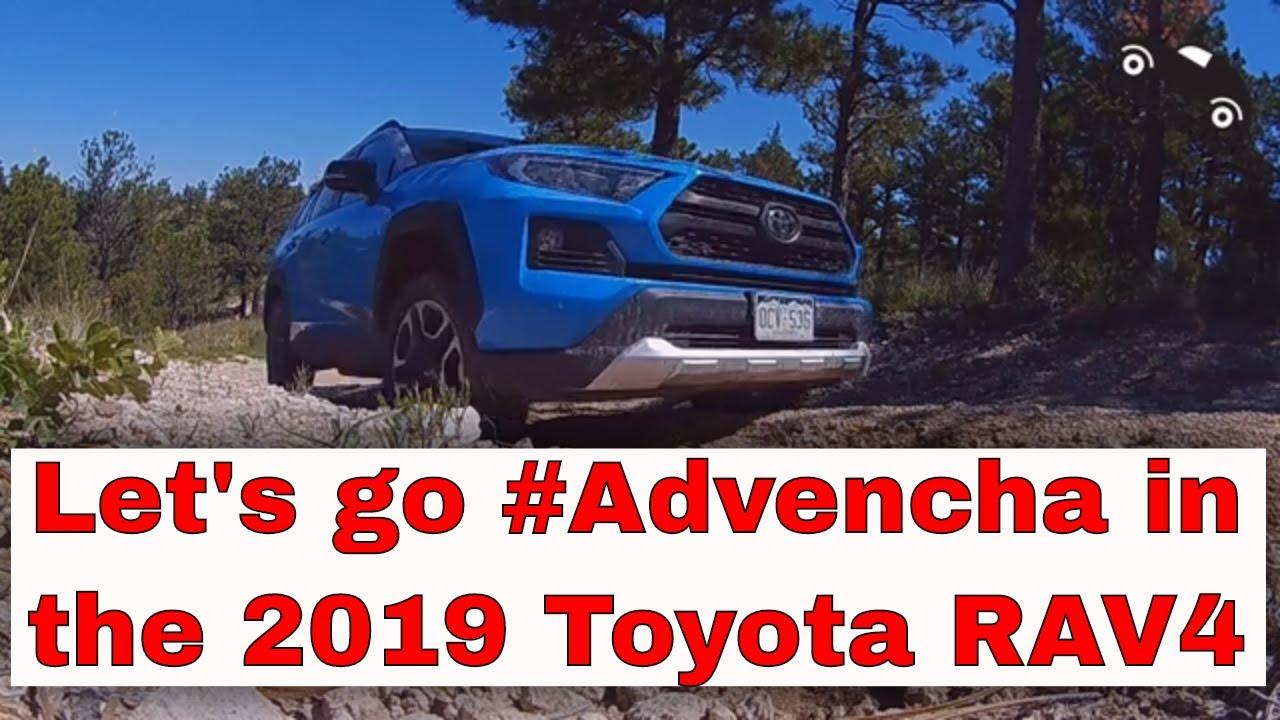 2019 Toyota RAV4 Adventure full review