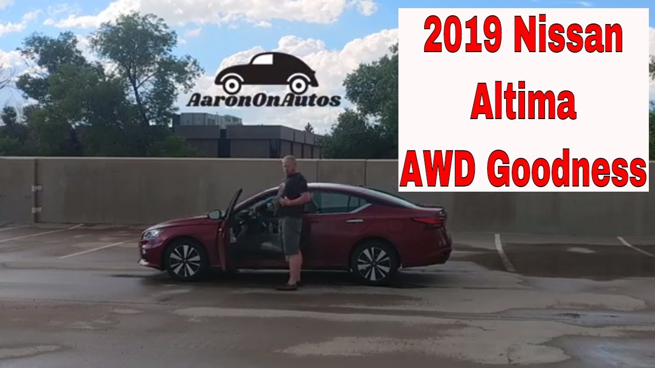 2019 Nissan Altima Full Review