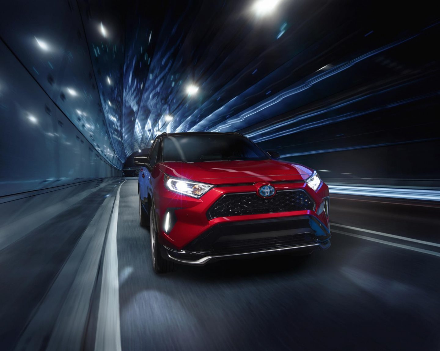 Toyota Adds 302-HP RAV4 Prime Plug-in To Lineup