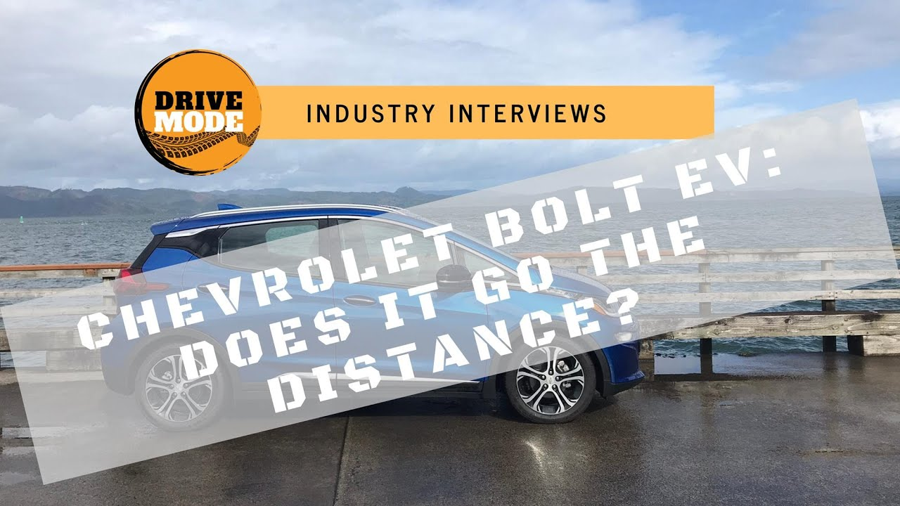 2020 Bolt EV Interview with Michael Hayes of GM