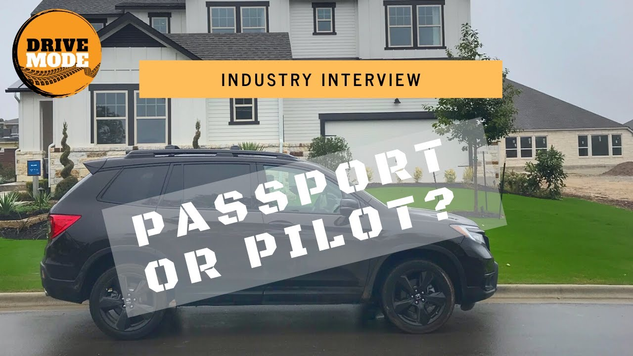 Kristin Puts a Honda Rep on the Spot in the New Passport