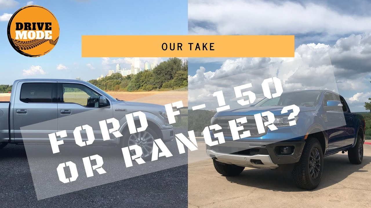 Epic Truck-Off: Ranger vs F150