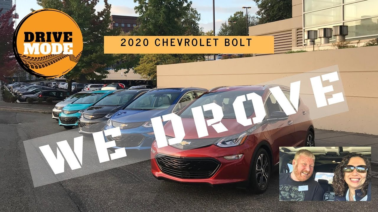 We Drive: 2020 Chevrolet Bolt EV